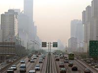 כבישי הכניסה לבייג'ין, סין / צלם: רויטרס